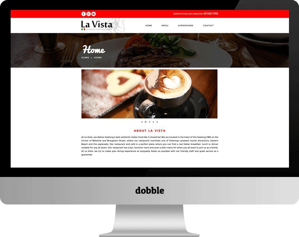 La Vista | Our Work at Dobble Pty. Ltd.